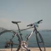 今治で3時間余ったからレンタサイクルで来島海峡大橋を眺めてきた(往復20kmくらい)
