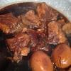 フライパンで簡単に作れない軟骨ソーキのトロトロプルプル煮