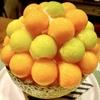 池袋にニューオープンしたフルーツカフェ!メロンのかき氷とフルーツサンドが絶品だった件|フルーツカフェ 池袋果実