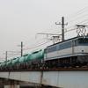 貨物列車撮影 2/3 カラシ充当8584レ、2079レ