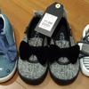 4歳になる子の靴を新調しました☆そして赤ちゃん靴のお値段は…音が鳴る靴ってジツは耳障り!?