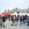 風が寒すぎて観光どころじゃなかったけどユトレヒトとアムステルダムへ