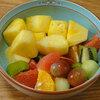 今日の食べ物 フルーツジュース