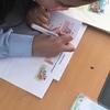 2年生:モンゴル語「勇敢なうさぎ?!」