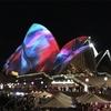 シドニー冬の祭典「ビビッド・シドニー」見てきました!