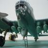 「完成!各部の画像」 サイバーホビー1/48 ユンカース Ju88A-4爆撃機