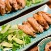 【レシピあり】魚焼きグリルで作る手羽中のハーブソルト焼き