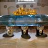 マルガレーテ女王陛下の棺