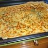 野菜の日。海鮮チジミとゴーヤの梅和えで足るを知る