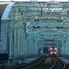 犬山橋を渡る771レ 7043F + SR4