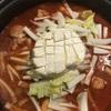 教えてもらう前と後のトリプル発酵鍋を作りました。