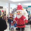 ビッグサンタのクリスマスイベント