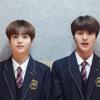 X1 ヒョンジュンとジュノが制服姿でハンリム高校新入生募集のPR動画に!