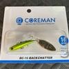 COREMAN / BC-16 BACK CHATTER