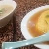 江坂にある中華料理のお店で天津飯のセットを食べました。沢山の人で賑わっている人気のお店でした