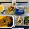 色々なエアラインの機内食の写真集