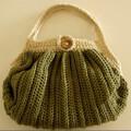 手描き編み図|グラニーバッグその1本体部分の編み図