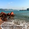 <香港:荃灣>釣魚灣泳灘Anglers' Beach ~ローカルビーチ~