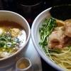 鶏エスプレッソつけ麺+特製 麺屋33 水道橋と神保町の間