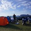 バルーンとキャンプと自販機群:3日目