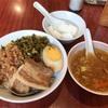 扇町の「武夷菜館」で魯肉飯