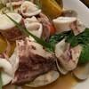 【浜町中の橋】富士屋本店日本橋浜町:春の料理も美味しいですよ。絶品、やりいかのさっと煮