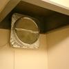 プロペラ式換気扇のすきま風防止カバーを自作してみました