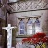 秋を背負った十字架