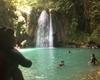 【セブ島留学】世界有数のビーチ、モアルボアルとカワサン滝に行ってきました。【週末バカンス】