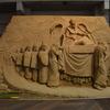 鳥取砂丘、砂の美術館