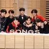 BTS(防弾少年団)が「SONGS」に出演