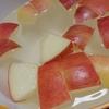 切ったリンゴを変色させない方法とは?