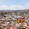 メキシコの我が家