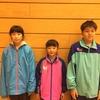 【 試合結果 】第69回東京卓球選手権大会宮城県予選会