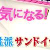 気になる!個性派サンドイッチ(news every.2016/06/17)