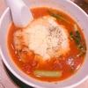 【ラーメン】太陽のトマト麺チーズ入り☆