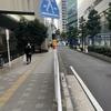 横浜駅北口周辺でも創価学会を彷彿させるカラーテープ群