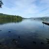 イギリスの湖水地方のウィンダミア湖クルーズと蒸気機関車(イギリスの湖水地方)