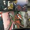 ワカマツ カオリさんのポストカードをたまたま見つけて、ついには作品集まで買ってしまった