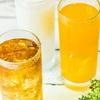 無果汁オレンジジュースのオレンジ色は虫の液?