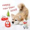 今年もよろしくですよ〜|´-`)✨コッソリ💦✨✨