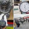 【ホンダB16エンジン】加工前の仮計測_EFIテクノロジック