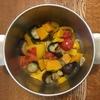 レンチンベジで健康ダイエット。ラタトゥイユ風野菜煮込みのレシピ