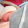 1月23日に3285gの女の子が誕生&222日の男性育休スタート!