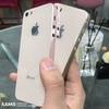 iPhone SE2とされる筐体写真 ガラス背面と金属フレーム