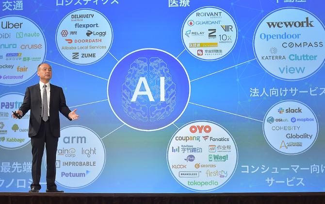 AI起業家集団でさらなる成長へ ーソフトバンクグループ株式会社 2019年3月期 決算説明会レポート