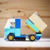 レゴ:ダンプカーの作り方 (説明書) クラシック10698だけで作ったよ