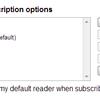 Google ChromeのRSS Subscription Extension系機能拡張へ新しいRSSリーダーを登録する