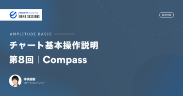 チャート基本操作説明 第8回 Compass