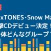 【速報】SixTONES・Snow Man 2020年同時電撃デビュー決定!!一体どんなグループ?|苦労を乗り越えてデビューを掴み取った「スノスト」とは